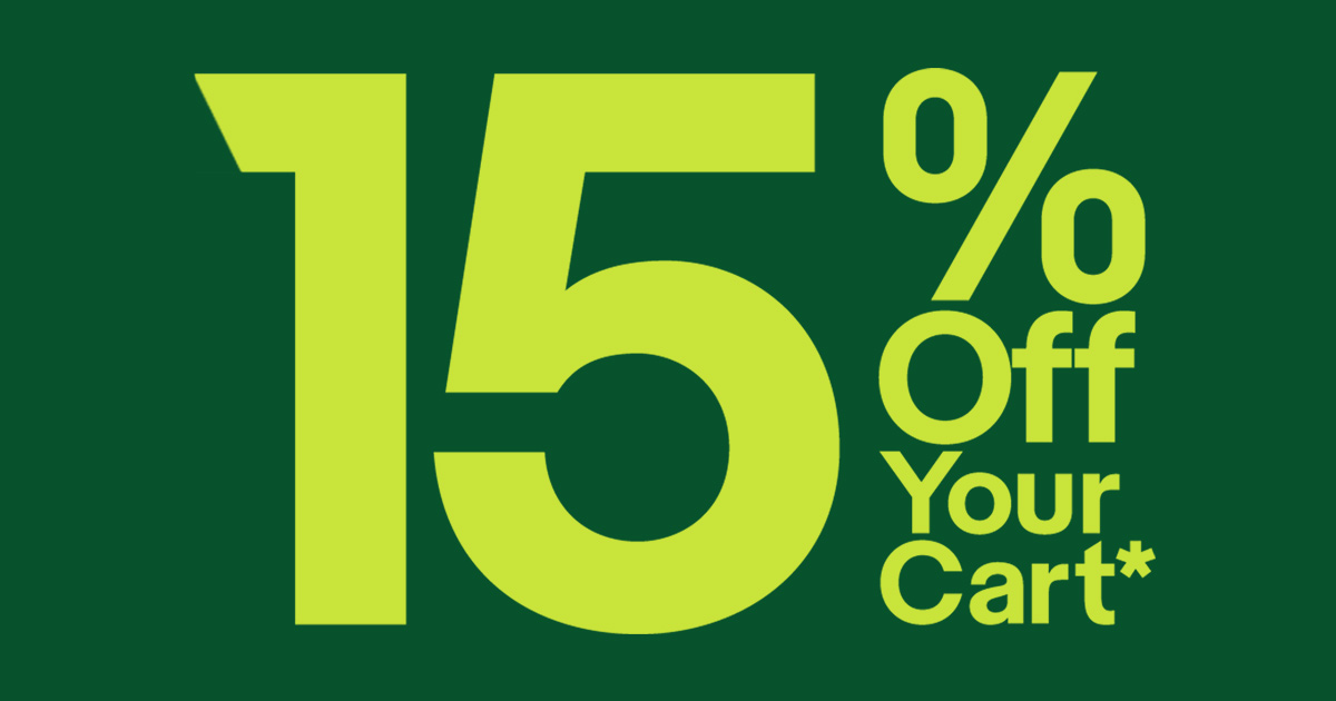 15% Off Your Cart!* | eBay