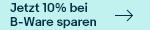 Jetzt 10% bei B-Ware sparen