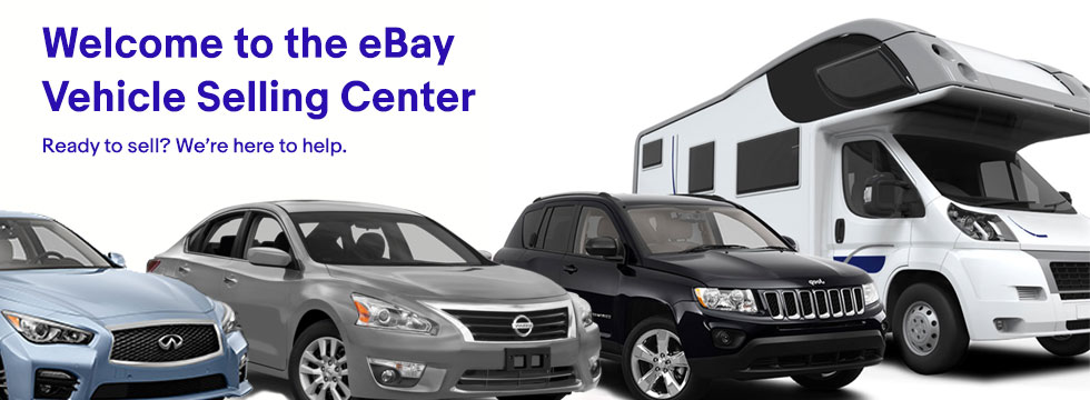 Welcome to eBay Selling Center. Ready to sell? We're here to help!