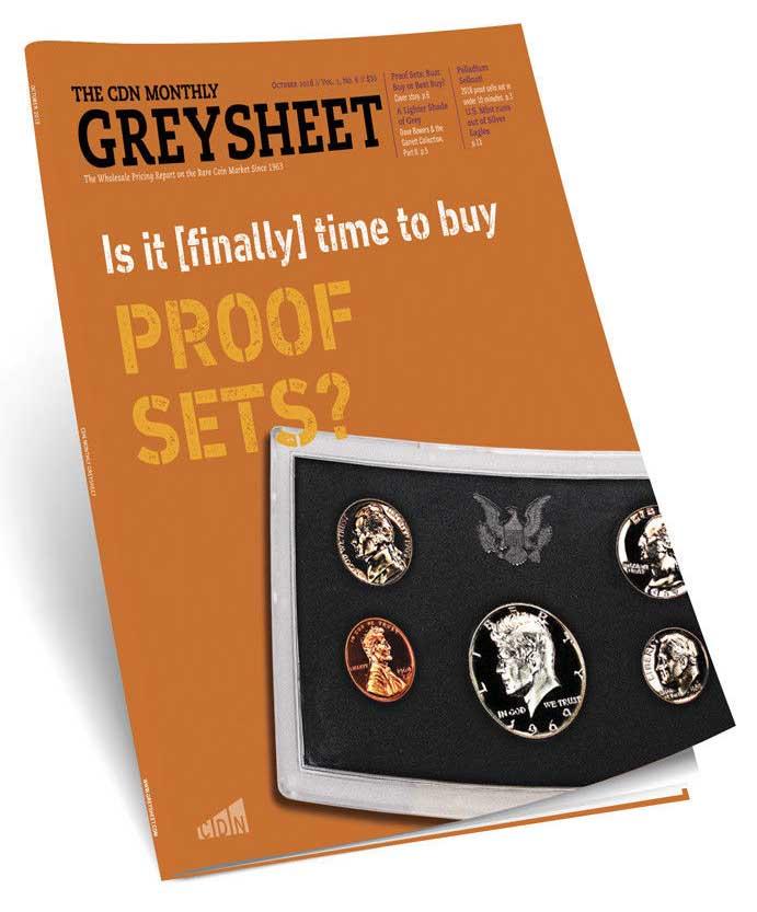 Greysheet cover
