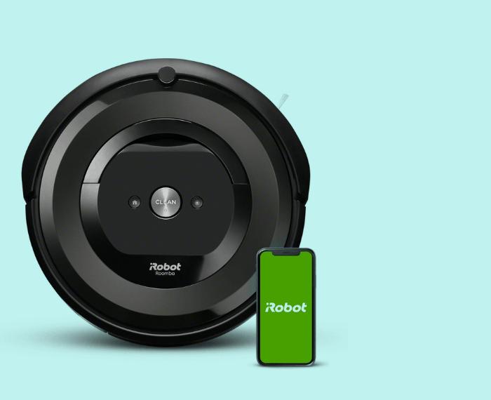 Image of robot vacuum
