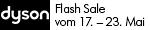 Dyson – Flash Sale Angebote im Mai