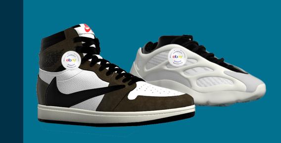 eBay Nike sneakers