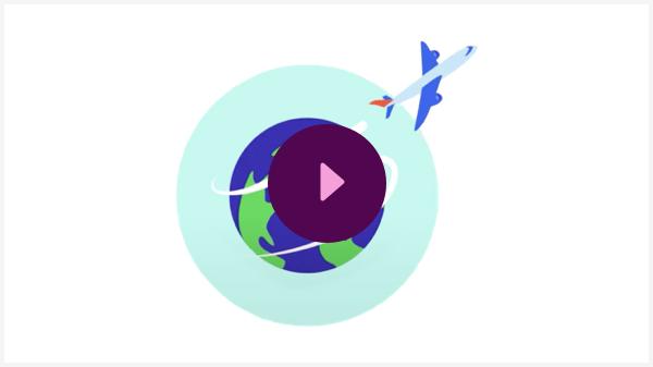 International shipping video