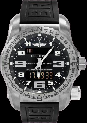 A Breitling Emergency watch