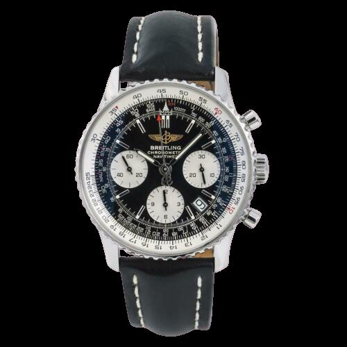A Breitling Navitimer watch