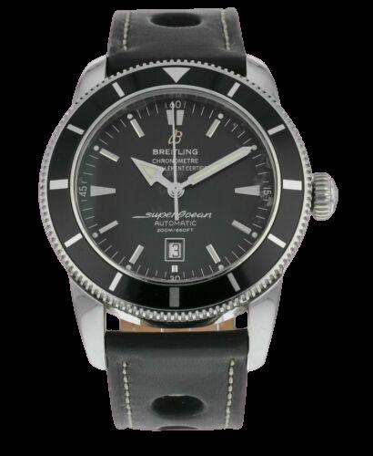 A Breitling Superocean watch