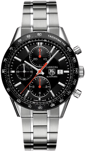 A Tag Heuer Carrera Mechanical Automatic.