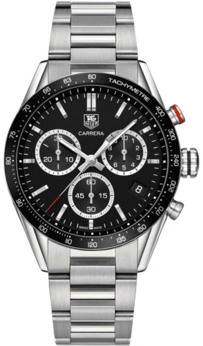 Tag Heuer Carrera Chronograph.