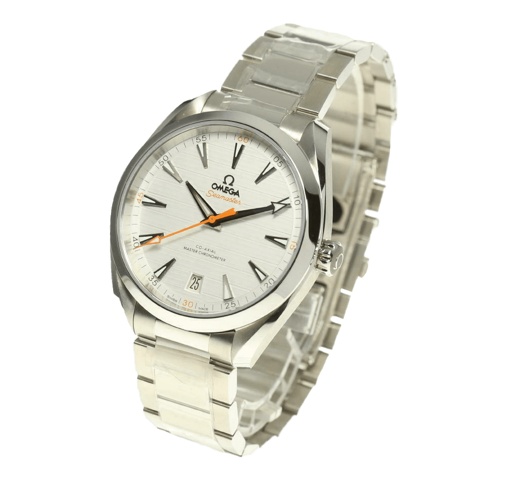 Omega Aqua Terra Transparent Americash Watch.