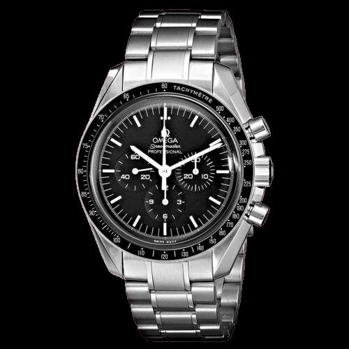Omega Speedmaster Professional Steel Bracelet.