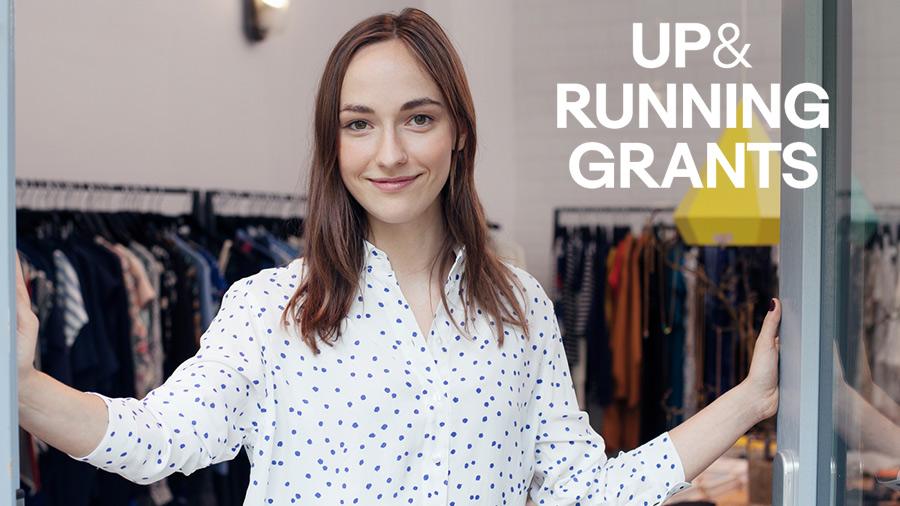 Up & Running Grants