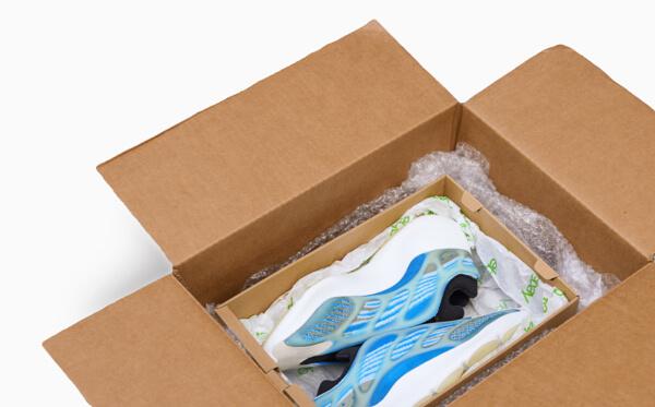 Yeezy packaging box