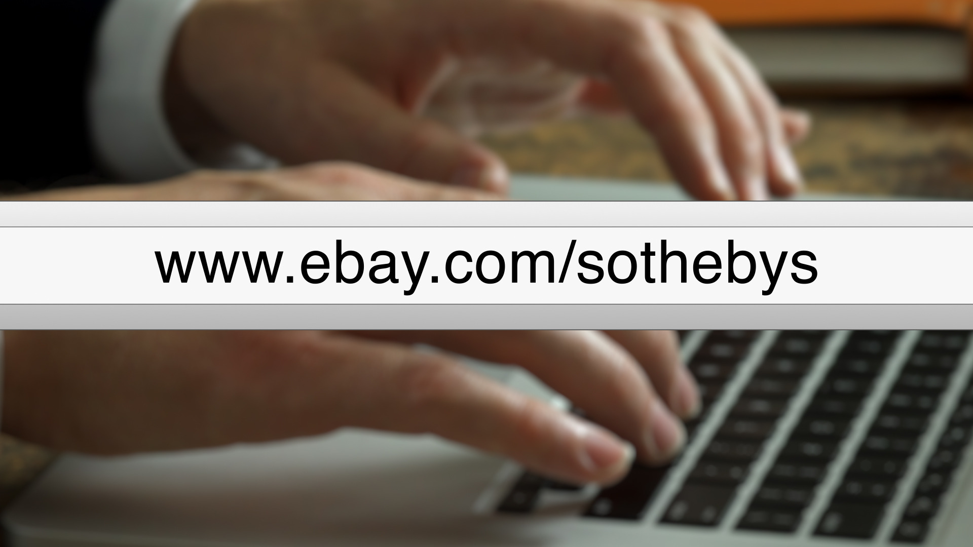 eBay | About Live Auctions from Sothebys