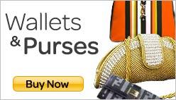 Wallets & Purses - Buy Now