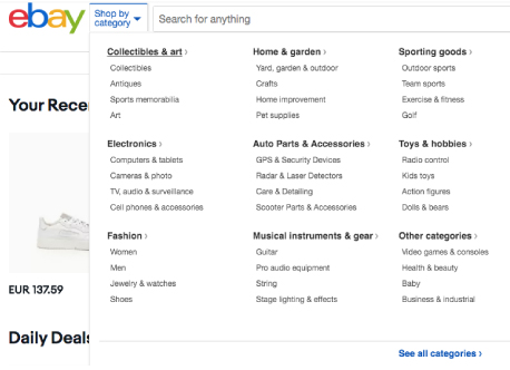 Getting Started On Ebay Ebay Com