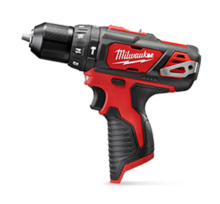 Milwaukee red drill
