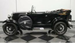 Phaeton car