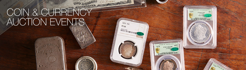 Ebay Coins Auction Events