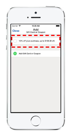 Ebay How To Redeem Your Mobile Coupon Via The Ebay App