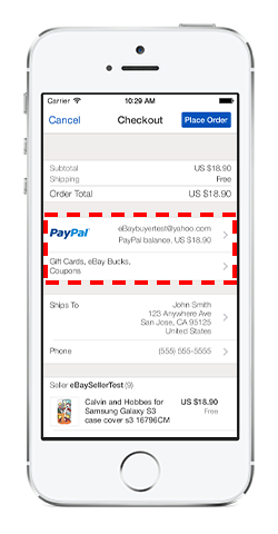 Ebay How To Redeem Your Mobile Coupon Via The Ebay App