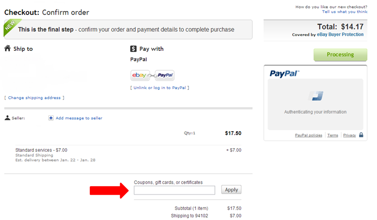How to get ebay discount coupons
