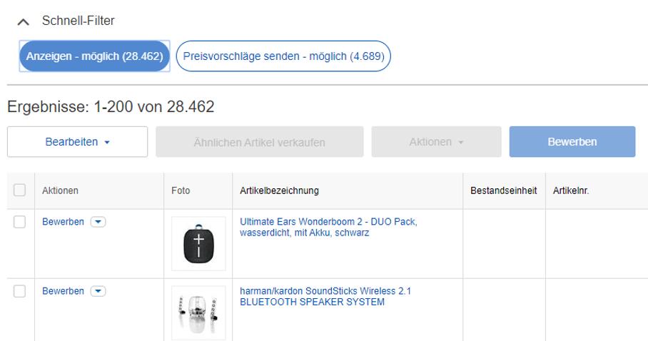 Ebay Deutschland