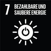 7. Bezahlbare und saubere Energie
