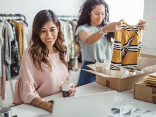 20 ans de soutien aux petites entreprises