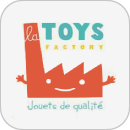 Logo de La Toys Factory
