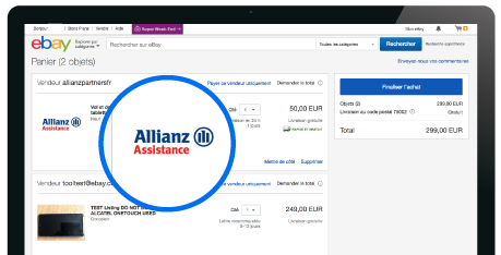 Allianz Browser Image