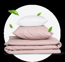 Linge de lit bio et recyclé