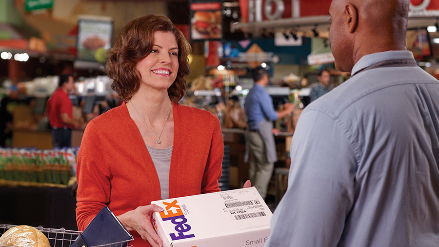 FedEx at Grocery