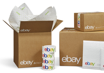 eBay-branded Shipping Supplies