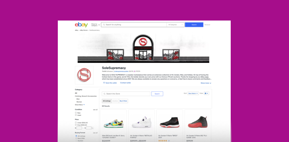 The Transaction Defect Report page shows a breakdown of your transaction defects, including those defects removed by eBay and detailed listings/online-pricing.