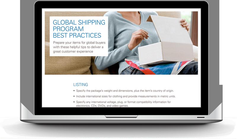 Global Shipping Program