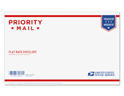 Priority Mail Flat Rate Legal Envelope
