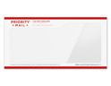 Priority Mail Flat Rate Clear-Window Envelope