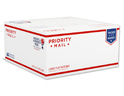 Priority Mail Large Flat Rate Box to APO/FPO/DPO Destinations