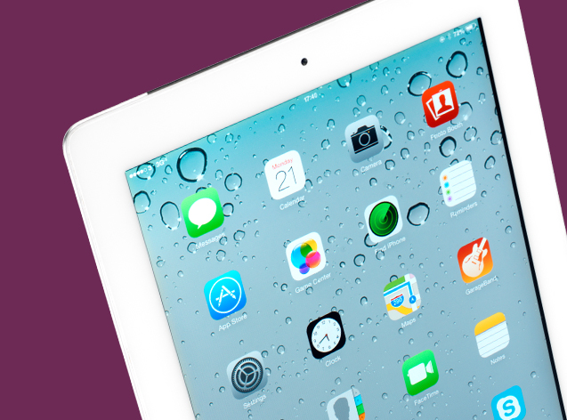A guide to handheld video gaming: iPad Air