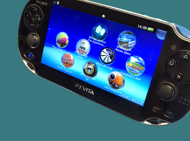A guide to handheld video gaming: PlayStation Vita