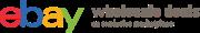 eBay wholesale logo