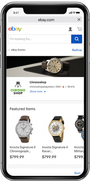Ebay Stores 2018 Spring Seller Update