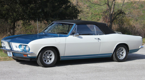 1966 Corvair Yenko convertible the only one of its kind  eBay