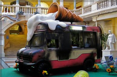 Old Fashioned Ice Cream Trucks Ebay Stories