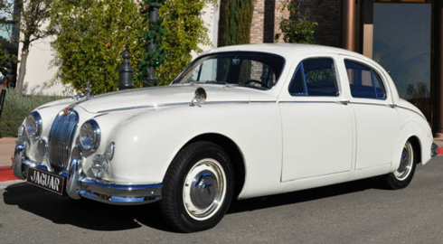 Bid on this stylish 1957 Jaguar Mark 1 | eBay Stories