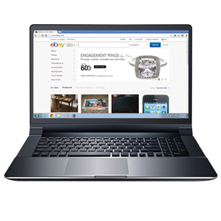 Laptop Average selling price $230*