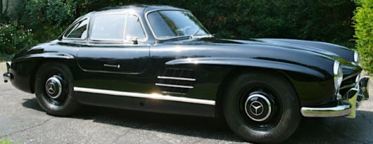 a 1954 mercedes 300sl gullwing ebay stories. Black Bedroom Furniture Sets. Home Design Ideas
